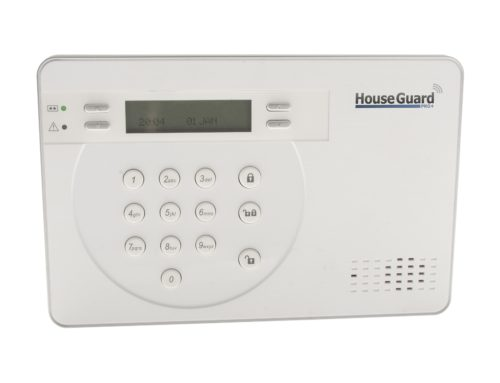 HouseGuard Pro alarm kan udvides med fotoalarm